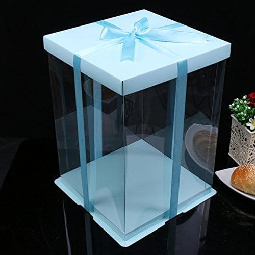 Tall Cardboard Cake Boxes