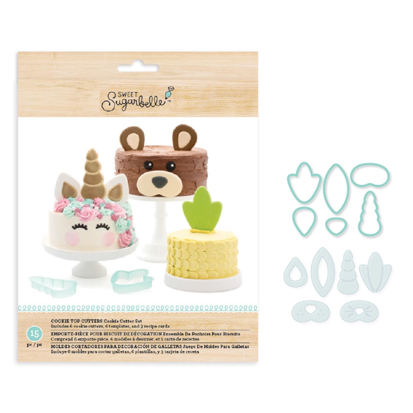 Terrific Sweet Sugarbelle Cookie Top Cookie Cutter Set Cake And Sugar Art Funny Birthday Cards Online Hendilapandamsfinfo